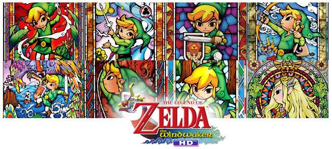 The Legend of Zelda - Collection inédite de Stickers muraux Officiles