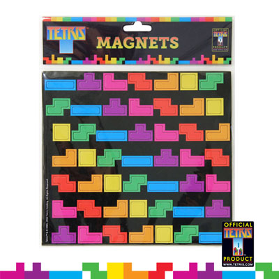 Magnets  Tetris à 6,95 € - Stickboutik.com
