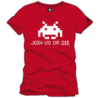 Join Us Or Die par Taito à 16,95 € - Stickboutik.com