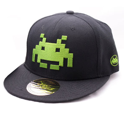 Casquette Space Invaders Taito à 18,95 € - Stickboutik.com