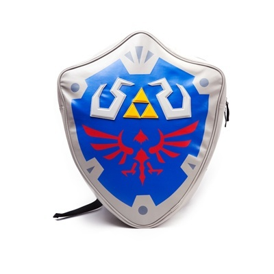 Zelda Sac à Dos Bouclier The Legend Of Zelda à 37,90 € - Stickboutik.com