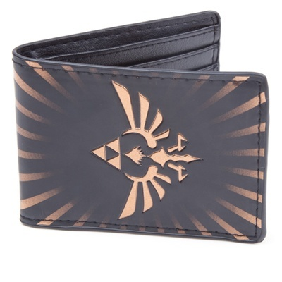 Portefeuille à éclats Triforce The Legend Of Zelda  à 15,95 € - Stickboutik.com