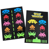 Magnets  - Space Invaders - Gadgets Geek sur Stickboutik.com