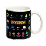 Gadgets-Geek: Mug Chaud Froid Glossaire - Pac-Man
