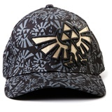 Gadgets-Geek: Casquette Zelda Triforce - The Legend Of Zelda
