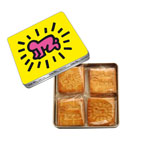 Biscuits Radiant Baby - Keith Haring : 8,5 €