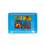 Plateau Box - petit - Keith Haring - Objets cadeaux Keith Haring sur Stickboutik.com