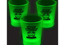 Verres Shooters phos...Space Invaders