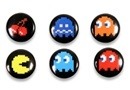 Pac-Man Badges (pack...Pac Man