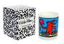 Boutique Cadeaux Keith Haring - PopShop Bougie parfumée DJ - Keith Haring : 34.00 €