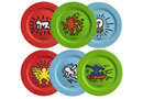 Set de 6 Assiettes 28cmKeith Haring