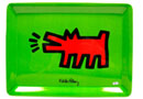 Boutique Cadeaux Keith Haring - PopShop Plateau Dog - Moyen - Keith Haring : 8.50 €