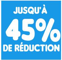 Promos de printemps: tous nos bon plans jusqu'à -45% sur nos stickers muraux