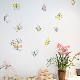 Special Deal Giant Wall Stickers  Christa Flora