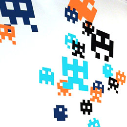Geek & Gaming Wall Stickers  Iam 8bit retrogaming Giant Stickers by  Iam 8bit - Original and exclusive Geek & Gaming Wall Stickers on Stickboutik.com
