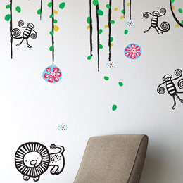 Special Deal Giant Wall Stickers  WeeGallery