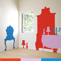 Special Deal Giant Wall Stickers  Jan Habraken
