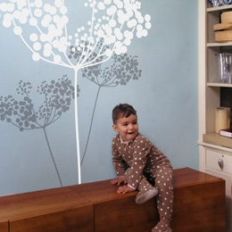 Special Deal Giant Wall Stickers  ilan Dei
