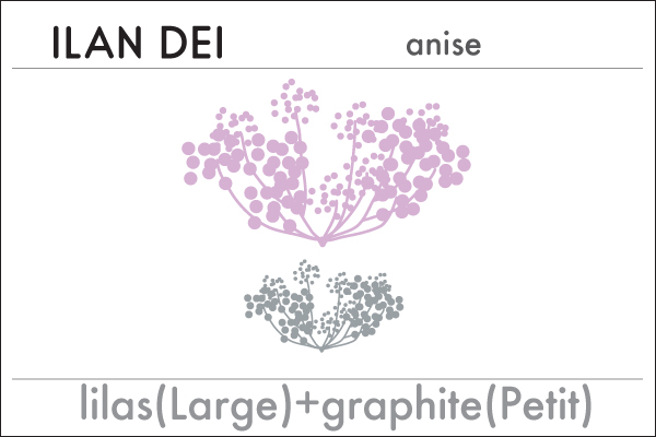 ilan Dei - Anise Snow - Giant Wall Stickers & Wall Decals only on Stickboutik.com - 2/3