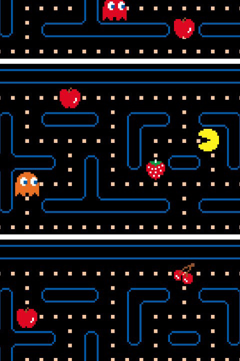 Official PAC-MAN Wall Stickers | Border - Giant Wall Stickers by  Namco/Bandai for a custom Geek decor - Stickboutik.com - 5/6