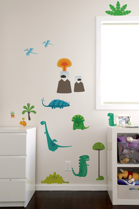 BabyBot - Strange NewWorld  - Kids Wall Stickers & Wall Decals only on Stickboutik.com - 2/3
