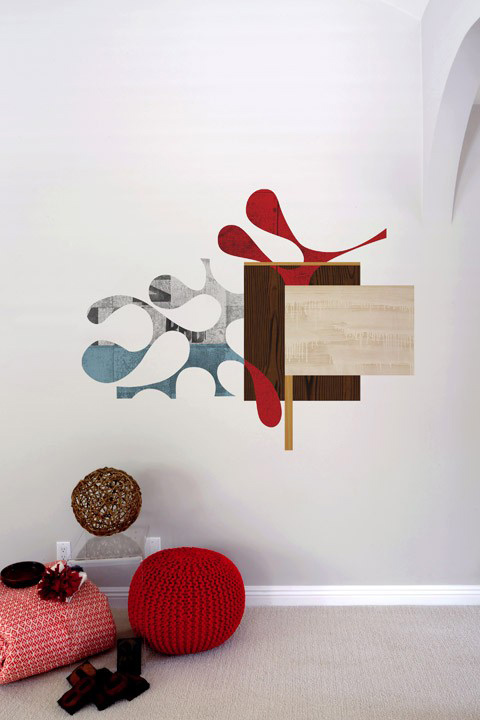 Rex Ray - A Mutual Bond - Giant Wall Stickers & Wall Decals only on Stickboutik.com - 2/8