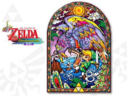 Zelda Wind Waker: Helmaroc King Wall Decals  Nintendo: Sticker / Wall Decal Outline