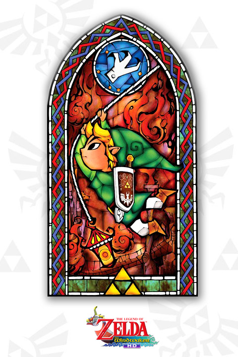 Zelda Wind Waker: Grappling Hook Wall Decals & Wall Stickers only on Stickboutik.com - 2/4