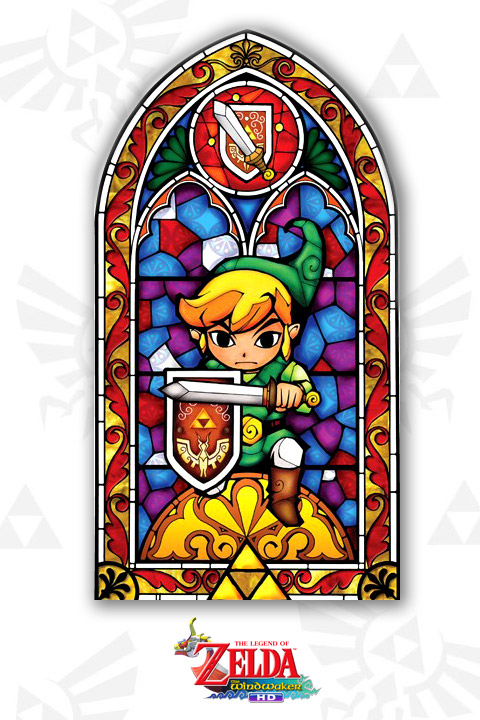 Stickers Legend of The Legend of Zelda: Sword Officiels: Stickers muraux déco Geek - Stickboutik.com - 2/4