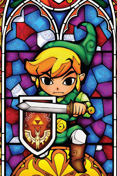Stickers Legend of The Legend of Zelda: Sword Officiels: Stickers muraux déco Geek - Stickboutik.com - 3/4