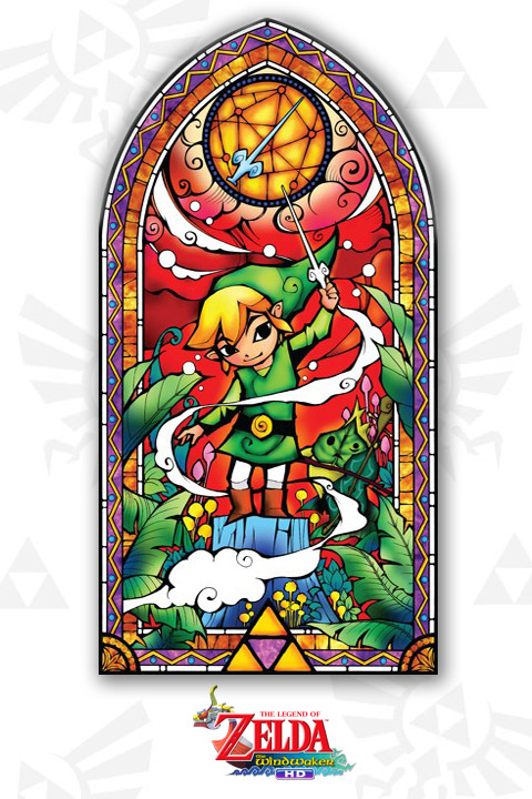 Zelda: Wind Waker Silver Wall Decals & Wall Stickers only on Stickboutik.com - 2/4