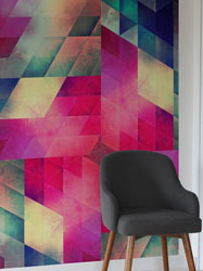 byy byy july - Tuiles Murales  Spires - stickboutik.com