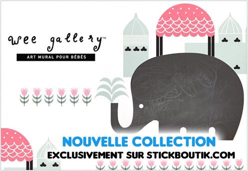 Stickers Muraux enfants par WeeGallery - Stickers exclusifs uniquement sur Stickboutik.com