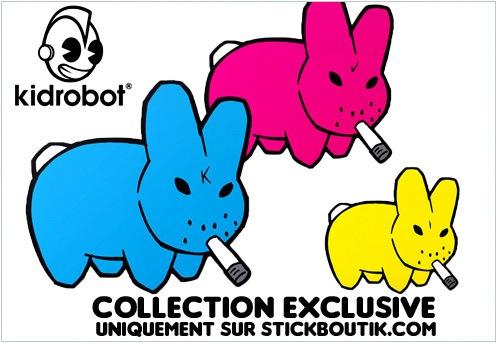 Stickers Muraux Kid Robot - Stickers exclusifs uniquement sur Stickboutik.com