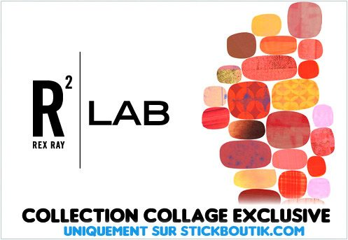 Stickers Muraux Design par Rex Ray - Stickers exclusifs uniquement sur Stickboutik.com
