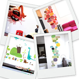 Wall Stickers & Wall Decals: All our new releases