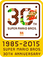 Super Mario Bros 30Th Anniversary !