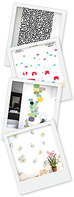 All our latest Giant Wall Sticker releases on Stickboutik.com