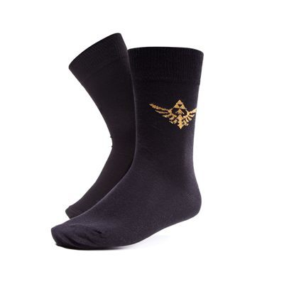 Chaussettes Zelda Triforce - The Legend Of Zelda - Gadgets Geek sur Stickboutik.com